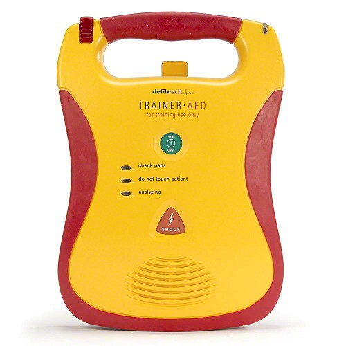 Defibtech Stand Alone Training AED