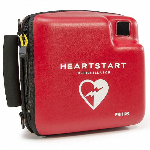 Philips HeartStart FR2/FR2+ Semi-Rigid Coated Case