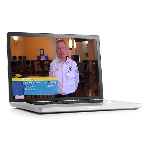 CardioReady AED/CPR Online Training - Individual License