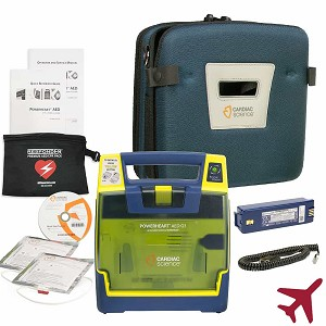 Cardiac Science Powerheart® AED G3 Plus for Aviation