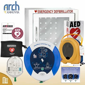 HeartSine samaritan PAD AED Corporate Value Package