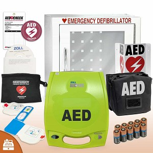 ZOLL AED Plus Small Business Value Package