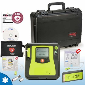 ZOLL AED PRO Mobile Responder Value Package