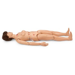 Nasco Clinical Chloe Advanced Patient Care Simulator w/Ostomy