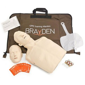 Brayden CPR Training Manikin
