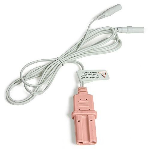 Pink Connector for the AED Practi-TRAINER® by WNL Products